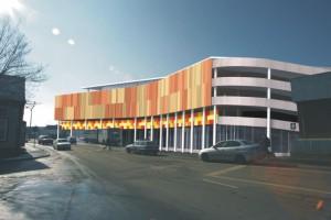 <strong>Szombathelyi üzlet- és parkolóház<span><b>in</b>Közintézmények </strong><i>&rarr;</i>